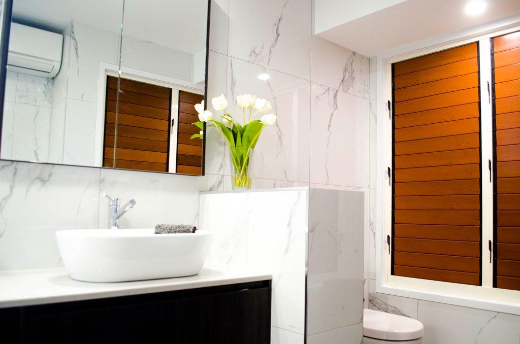 Brisbane Bathroom Renovations • Norman Park