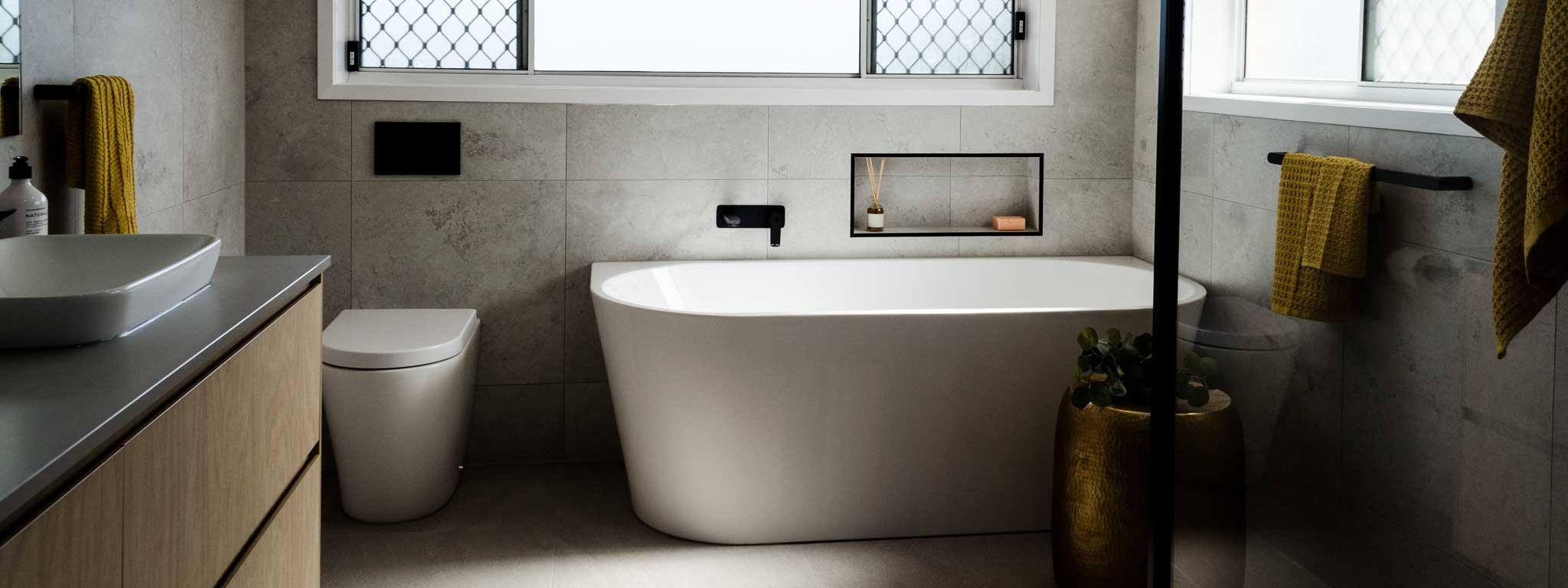 Brisbane Bathrooms Renovator • TAP Bathrooms